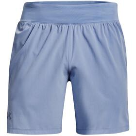 Under Armour Speedpocket 7'' Shorts Men, blauw